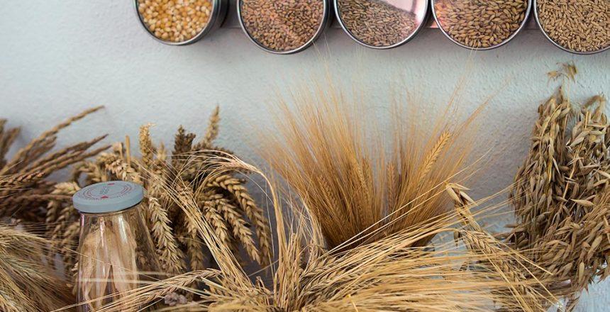 Angebot Getreide